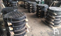 Direct Manufacturer of: Cast Iron Manhole Frame and