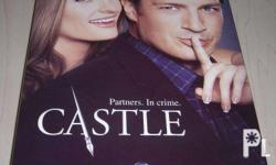 CASTLE: THE COMPLETE FOURTH SEASON New and UNSEALED.