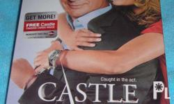 CASTLE: THE COMPLETE FIFTH SEASON New & UNSEALED.