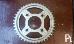 Used sprocket for honda cbr150 In good condition Meet