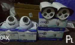 cctv camera jovision brand with 1000 tv lens available