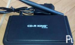 Router Brand: CD-R King Model: CC Series Wifi Ready