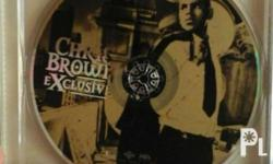 Chris brown exclusive cd album, no front cover, pwd