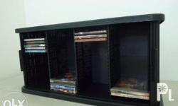 CD Storage Cabinet Model: KDD-280 Made of High Impact