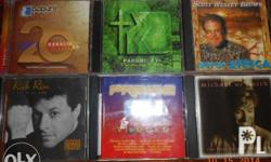 CDS of contemporary songs by various classic artists