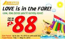CEBU PACIFIC PROMO FARE FOR AS LOW AS PHP88... (CAGAYAN