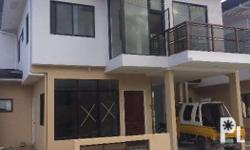 Cebu House and Lot with MASTER's BATHTUB near SRP