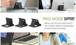 multi angle adjustment for ipad/cellphones of any size
