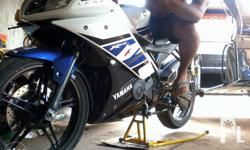 Center Stand for Yamaha R15 Hindi po sya nakafix.