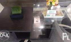 Center table for sale Brand new used for only a couple