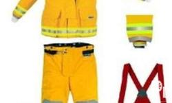 CEOSX1000 is the new fire fighting gear designed and