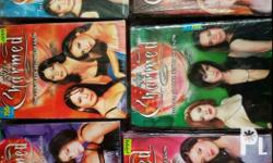 Complete Season 1-8 DVD In very good condition.