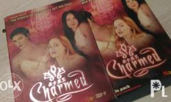 Sa mga Fans ng ,Dvd Charmed. Limited Edition... All