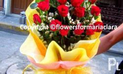 Welcome to Flowers for Mariaclara! Your reliable shop