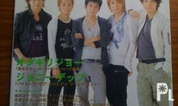 Selling my Arashi merchandise. All are original and in