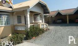 Cheap house with big garrage 498 sqm. 3 bed rooms 2