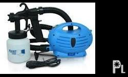 Deskripsiyon paint zoom paint sprayer (with warranty,