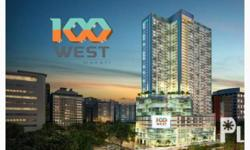 Enjoy a mix-used concept at 100 West by Filinvest Land