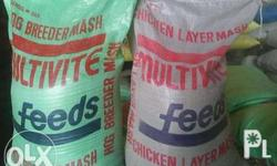 MULTIVITE FEEDS and MERSAN PRODUCTS The most affordable