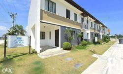 Townhouse Cluster of 6 Units Only Location: Babag