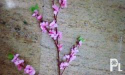 Cherry Blossom Stems Regular- 95 Php Thicker Blossoms -