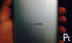 Flare features 5 inch display with Android 4.4.2
