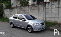 Rush sale 2007 chevrolet aveo matic all power gud