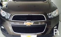 Be Captivated by Chevrolet Captiva.. 2.0L Diesel 6