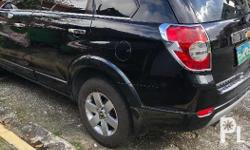 Selling my chevrolet captiva 5 seaters 2.0 diesel