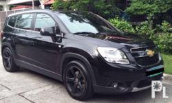 Chevrolet Orlando 2012 575,000php (re-priced) 6 ending
