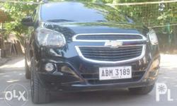 Chevrolet Spin LTZ top of the line 6 speed