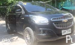 Chevrolet Spin LTZ automatic