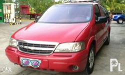 Chevrolet Venture SUV, LOCAL - 11Seater! Lady Owned 1st
