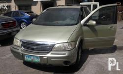 Chevrolet venture Good running condition Automatic Cold