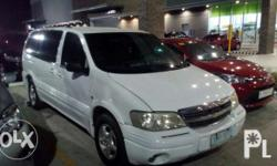Chevrolet Venture AT - 2004 3.0 V6 fuel injected