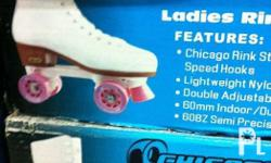 chicago classic quad rollerskates 2 colors available