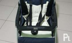 Chicco stroller bought in Singapore 2yrs ago, my boy