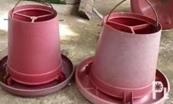 Used chicken feeder for sale