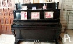 Upright Piano from Chickering Brothers. Average