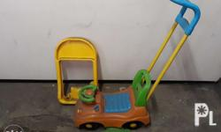 Baby push car for 1yr old up.. good condition pa po rfs