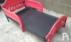 in good condition, Cars character single bed, easy to