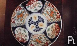 im selling my chinese decorative fruit plate, issues: