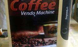 Choi Coffee Vending Machine defective ang rotary sa