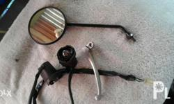 Selling choi nori SS parts front signal light left and
