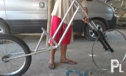 Im selling my chopper bike for only 15k neg. all new