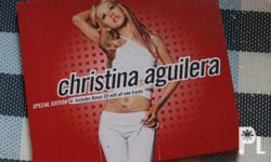 Christina Aguilera CD and DVD US CD 2nd hand - Very
