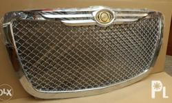 Chrysler 300c Bentley Grille Bnew with Chrysler Logo