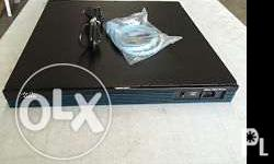 Cisco 2901 IPBase/K9 Router (Brand New) With 3 Months