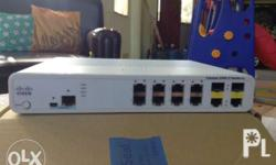 Cisco Catalyst 2960-C Series compact switches ship with
