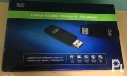 Selling my pre-loved Wireless N USB Adapter Excellent